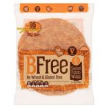 B Free Sweet Potato Gluten Free Wrap 252g
